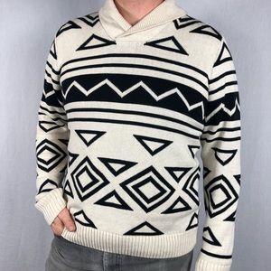Chaps Men's Sweater Size M